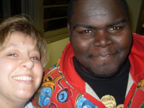 Nikki and Robert!
